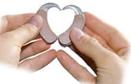 hand amd heart