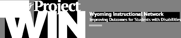Wyoming Instructional Network Logo
